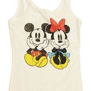Disney Mickey and Minnie Tank Top